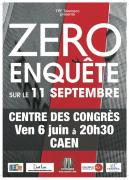 Clip - Projection du Film ZERO à Caen, le 6 Juin 2008